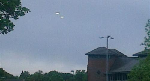 Decine di testimoni per un avvistamento UFO in Austria